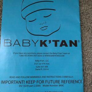 Other - Baby K'Tan Wrap - Black